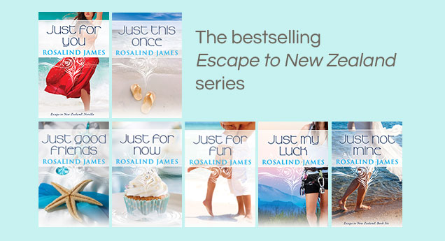 The bestselling Escape to New Zealand series