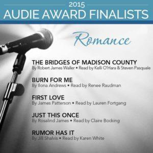 Rosalind James Audie
